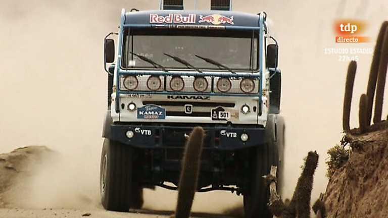 Rally Dakar 2013 - Etapa 14 - (La Serena - Santiago) - 19/01/13