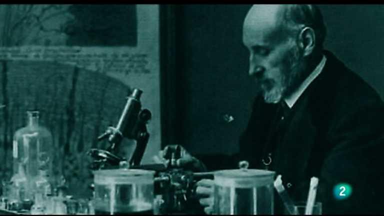 Con ciencia - Ramón y Cajal