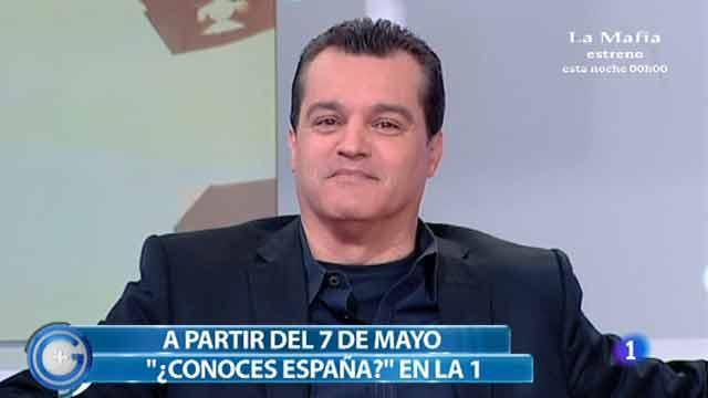 "Ramón García regresa a TVE con ""Conoces España"""