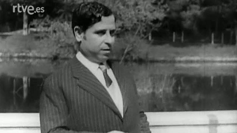 Ramón Gómez de la Serna en 'Los libros' (1977), Escritores en el Archivo de RTVE - RTVE.es A la Carta