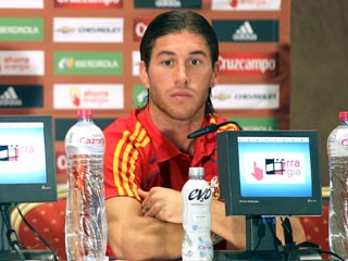 Ver vídeo  'Ramos vuelve al lugar de su debut'