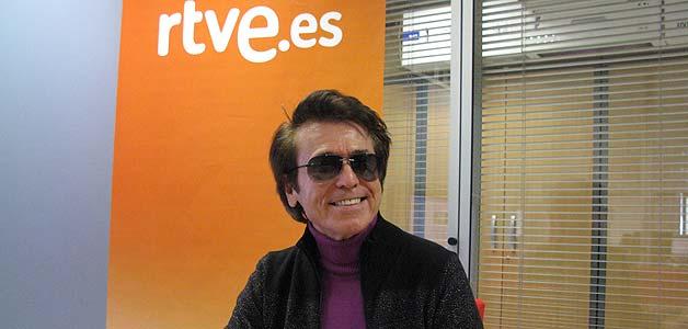 Raphael, en RTVE.es