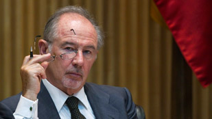 Ver vídeo  'Rato culpa a la crisis y al Banco de España de la situación de Bankia'