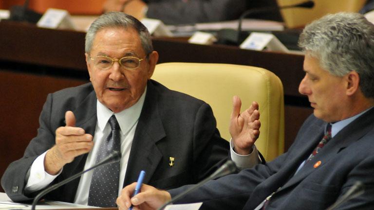 Raúl Castro dejará el mando del régimen cubano en 2018