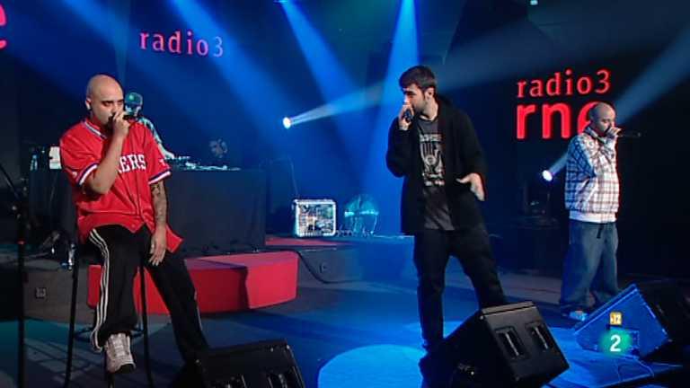 Los conciertos de Radio 3 - Rayden