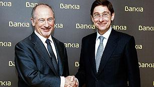 Ver vídeo  'Reacciones políticas a la nacionalización parcial de Bankia'