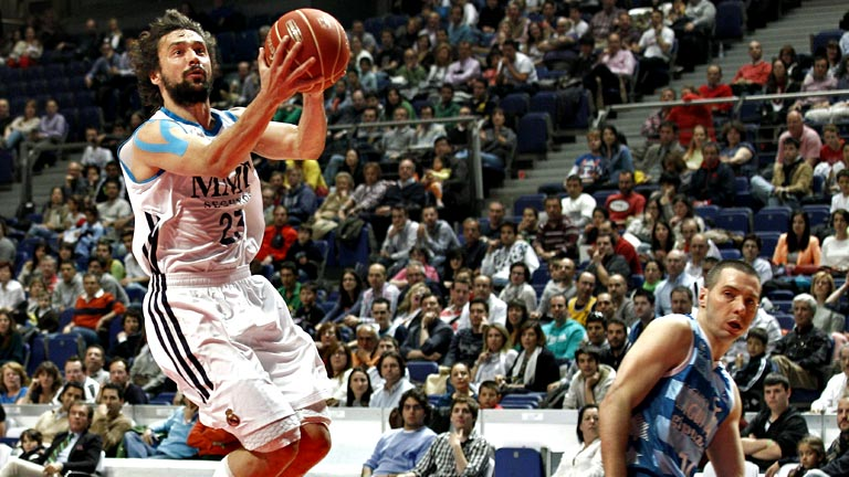Real Madrid 100-67 Lagun Aro GBC
