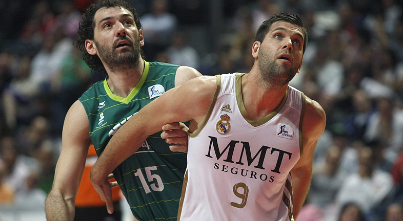 Real Madrid 64-51 Unicaja