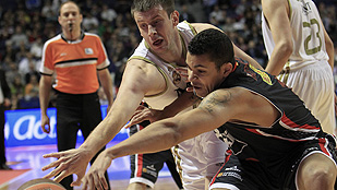 Real Madrid 85-71 CAI Zaragoza