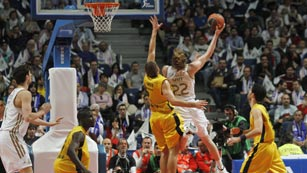 Real Madrid 90-72 Gran Canaria 2014