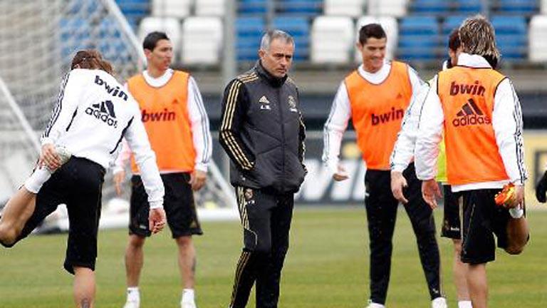 El Real Madrid acaricia el título de Liga