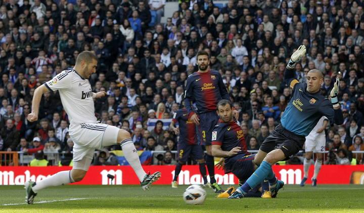 barcelona, Real y la frustracion ajena