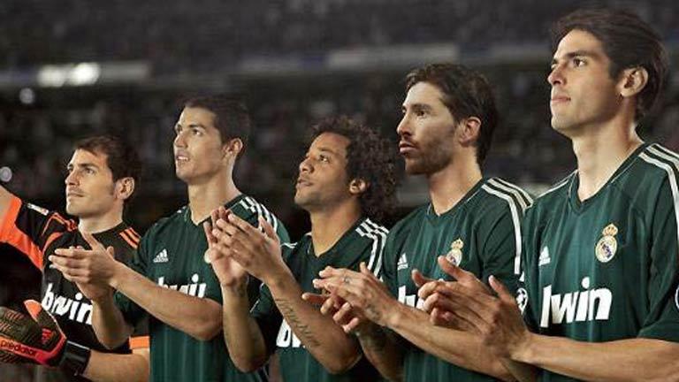 """El Real Madrid busca """"brotes verdes"""" en la Liga"""