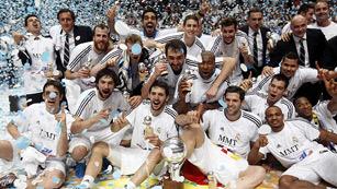 Ver vídeo  'El Real Madrid, campeón de la Liga Endesa'