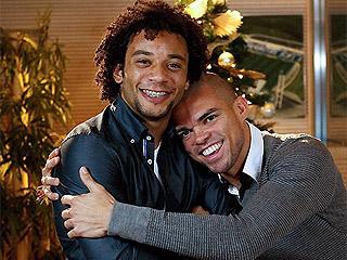 Ver vídeo  'El Real Madrid felicita la Navidad'