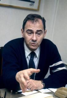 El realizador Gustavo Pérez Puig