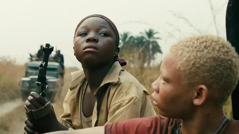 Días de cine - 'Rebelde' ('War witch')