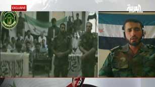 Ver vídeo  'Los rebeldes sirios aprovechan los momentos de tregua para reorganizarse'