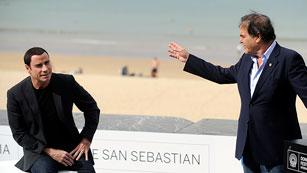 Ver vídeo  'Rebollo y Ozon dan vueltas a la narrativa en San Sebastián'