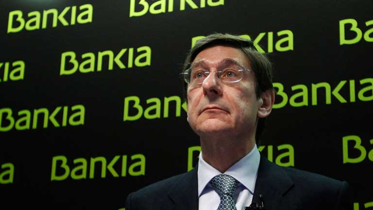 Goirigolzarri presenta el plan de recapitalización de Bankia