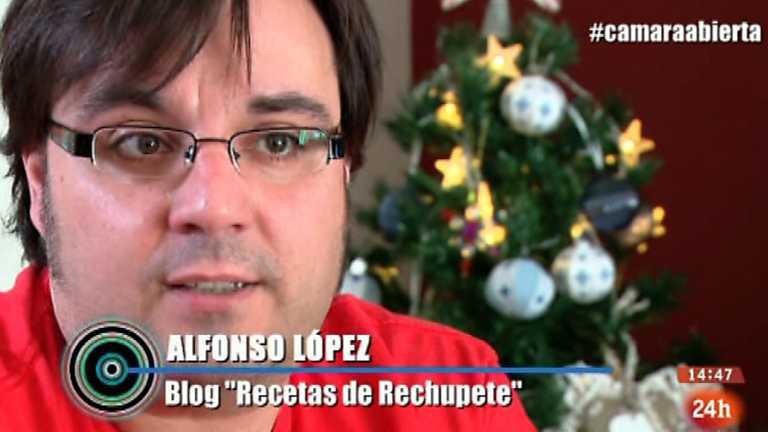 Cámara abierta 2.0 - Las recetas más buscadas en red por Navidad, la decoración a la carta de LetsDecco y Nathalie Poza en 1minutoCOM - 21/12/13