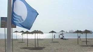 Ver vídeo  'Récord de banderas azules en playas en España'