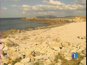 Ver vídeo  'Recordamos el hundimiento del Prestige frente a la Costa da Morte en Galicia'