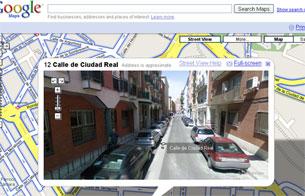 Ver vídeo  'Recorridos virtuales gracias a 'Street view' de Google'