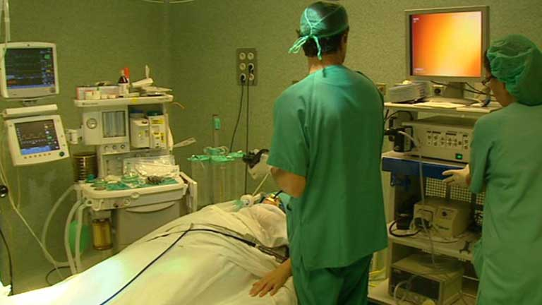 Huelga de médicos en Madrid contra los recortes en Sanidad