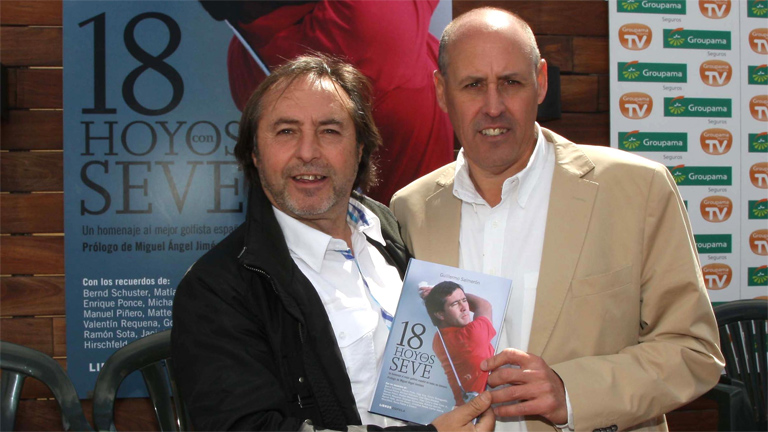 El recuerdo de Severiano Ballesteros sigue vivo en &quot;18 hoyos con Seve&quot;