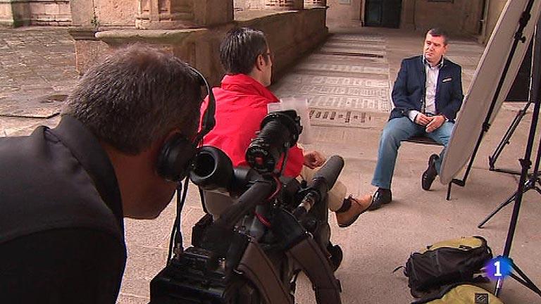 """Vázquez Taín: """"Lo importante era recuperar el Códice, no de cualquier manera, pero sí a toda costa"""""""