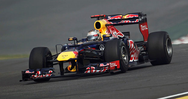 Sebastian Vettel logra la pole en la India.