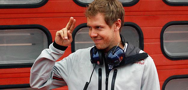 Sebastian Vettel, en Mugello.