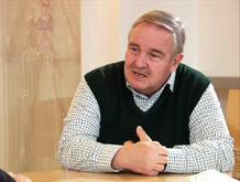 David Nutt, psicofarmacólogo del Imperial College Londres