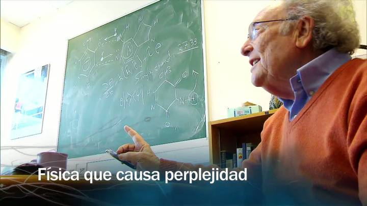 Redes - Física que causa perplejidad - avance