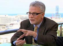 Gregory Stock, biofísico y empresario de la biotecnología