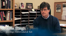 John Bargh, psicólogo de la Yale University