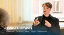 John Dylan Haynes, neurocientífico del Bernstein Center for Computational Neuroscience