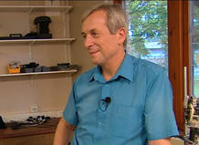 Kevin Warwick, ingeniero, Prof. Cibernética Univ. Reading, Reino Unido
