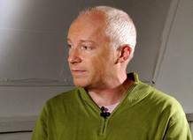 Marcus du Sautoy, matemático de la Universidad de Oxford, Reino Unido