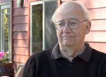 Michael Gazzaniga, psicólogo de la Universidad de California en Santa Barbara