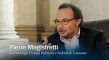Pierre Magistretti, neurobiólogo de la École Polytechnique Fédérale de Lausanne