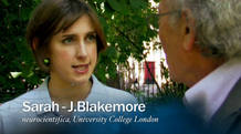 Sarah-Jayne Blakemore, neurocientífica del University College LondonSarah-Jayne Blakemore, neurocientífica del University College London