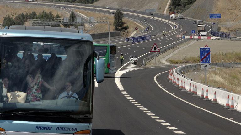 El Gobierno decide reducir la velocidad en carreteras secundarias de 100 a 90 km/h