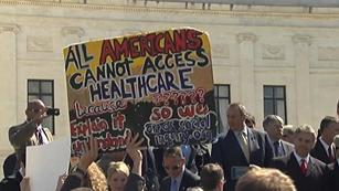 Ver vídeo  'Reforma sanitaria en EEUU'