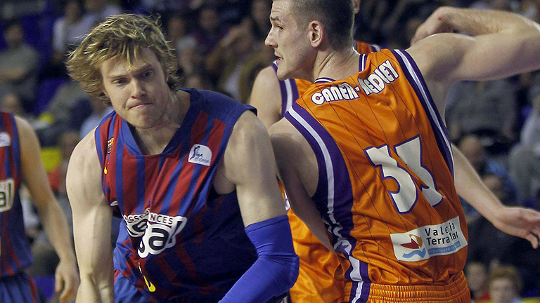 Regal Barcelona 76-72 Valencia Basket