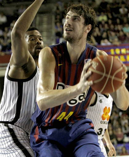 REGAL F.C.BARCELONA - UXEE BILBAO BASKET