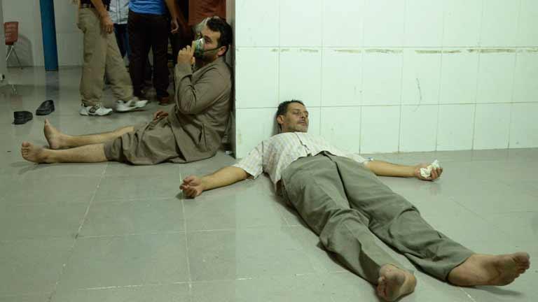 El régimen de Al-Assad niega las más de 1.000 muertes que denuncia la oposición