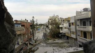Ver vídeo  'El régimen sirio bombardea Homs antes de la llegada de observadores de la ONU'