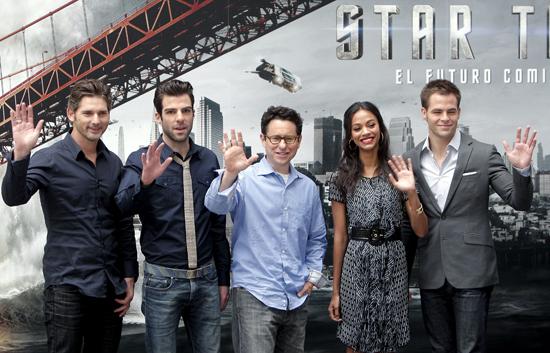 """""""Star Trek"""" ya va por la aventura número once"""
